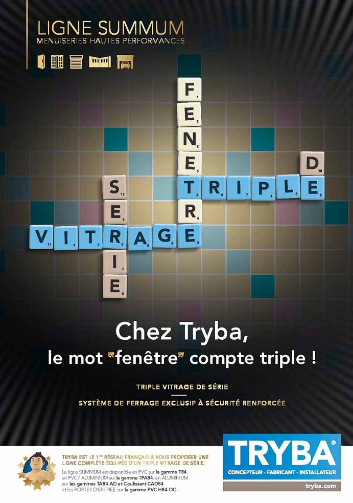 Article Triple Vitrage