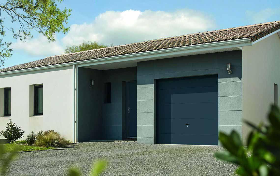 Porte de garage basculante novoferm dl ecotherme - Porte garage basculante 200x300 ...