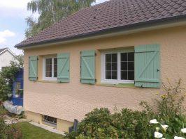 Fenêtre PVC T70 | Agence Mareuil-Les-Meaux
