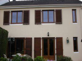 Fenêtre PVC Chêne d'OR | Agence Aulnay-Sous-Bois