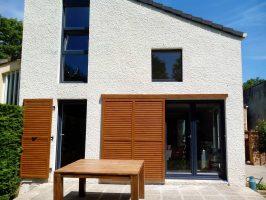 Fenêtre aluminium | Agence Bailly-Romainvilliers