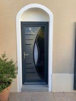 Porte d'entrée Jaspe | Agence de Livry-Gargan