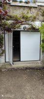 Porte de garage MOOS avec portillon | Agence de Livry-Gargan