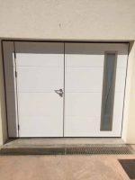 Porte de garage MOOS | Agence Brie-Comte-Robert