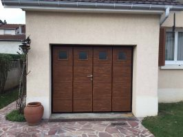 Porte de garage MOOS | Agence Chelles