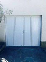 Porte de garage battante | Agence Chelles
