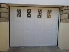 Porte de garage sectionnelle | Agence Mareuil-Les-Meaux