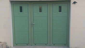 Porte de garage | Agence Coulommiers