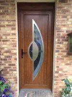 Porte entrée PVC HOUSTON | Agence Livry-Gargan