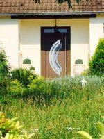 Porte entrée aluminium DUC | Agence Chelles