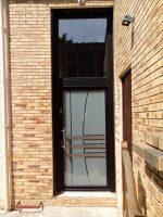 Porte entrée aluminium EUCLASE | Agence Bailly-Romainvilliers