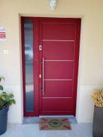 Porte entrée aluminium TECH | Agence Bailly-Romainvilliers