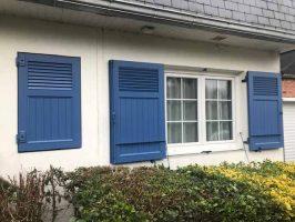 Volets battants aluminium | Agence Brie-Comte-Robert